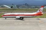 Wings Flapさんが、小松空港で撮影した日本トランスオーシャン航空 737-446の航空フォト(写真)