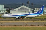 Wings Flapさんが、小松空港で撮影した全日空 737-881の航空フォト(写真)