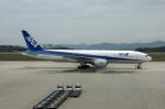 Gambardierさんが、広島空港で撮影した全日空 777-281の航空フォト(写真)