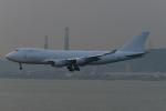あにいさんが、香港国際空港で撮影したマイカーゴ 747-412F/SCDの航空フォト(写真)