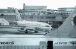 yuenronさんが、羽田空港で撮影した全日空 737-281の航空フォト(写真)