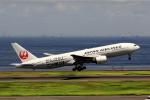 こだしさんが、羽田空港で撮影した日本航空 777-289の航空フォト(写真)