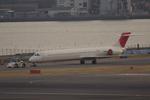 FlySwimmerさんが、羽田空港で撮影した日本航空 MD-90-30の航空フォト(写真)