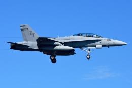 Flankerさんが、岩国空港で撮影したアメリカ海兵隊 F/A-18D Hornetの航空フォト(写真)