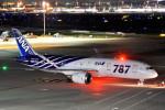 トロピカルさんが、羽田空港で撮影した全日空 787-881の航空フォト(写真)
