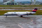 けーし135Rさんが、小松空港で撮影したアイベックスエアラインズ CL-600-2B19 Regional Jet CRJ-200ERの航空フォト(写真)