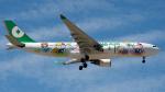 coolinsjpさんが、仁川国際空港で撮影したエバー航空 A330-203の航空フォト(写真)