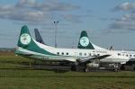長月ぽっぷさんが、オークランド空港で撮影したエア・チャタム 580の航空フォト(写真)