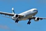 バーダーさんさんが、新千歳空港で撮影したキャセイパシフィック航空 A330-343Xの航空フォト(写真)