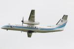 チャッピー・シミズさんが、松島基地で撮影した海上保安庁 DHC-8-315Q MPAの航空フォト(写真)