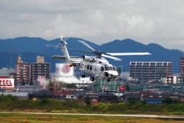 JA946さんが、名古屋飛行場で撮影した海上自衛隊 SH-60Kの航空フォト(写真)