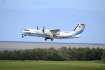 makochinさんが、新潟空港で撮影した海上保安庁 DHC-8-315Q MPAの航空フォト(写真)