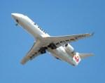 KY『デジカメ勢』さんが、新潟空港で撮影したジェイ・エア CL-600-2B19 Regional Jet CRJ-200ERの航空フォト(写真)