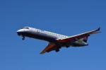 フォークリフト操縦士さんが、仙台空港で撮影したアイベックスエアラインズ CL-600-2C10 Regional Jet CRJ-702の航空フォト(写真)