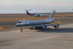 クルーズさんが、中部国際空港で撮影したエバーグリーン航空 747-230B(SF)の航空フォト(写真)