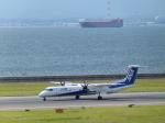 うすさんが、中部国際空港で撮影したANAウイングス DHC-8-402Q Dash 8の航空フォト(写真)