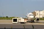 ライトレールさんが、岩国空港で撮影した全日空 737-881の航空フォト(写真)