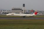 クルーズさんが、伊丹空港で撮影した日本航空 MD-81 (DC-9-81)の航空フォト(写真)