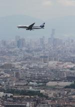 LOTUSさんが、伊丹空港で撮影した全日空 767-381の航空フォト(写真)
