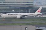 Wings Flapさんが、羽田空港で撮影した日本航空 777-246/ERの航空フォト(写真)