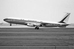 apphgさんが、羽田空港で撮影したエールフランス航空 707-328Bの航空フォト(写真)
