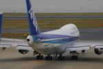 apphgさんが、羽田空港で撮影した全日空 747-281Bの航空フォト(写真)