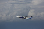 meijeanさんが、中部国際空港で撮影したANAウイングス DHC-8-402Q Dash 8の航空フォト(写真)