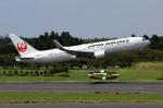 Mihaさんが、成田国際空港で撮影した日本航空 767-346/ERの航空フォト(写真)