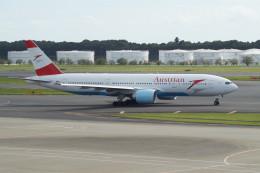 taka2217さんが、成田国際空港で撮影したオーストリア航空 777-2Z9/ERの航空フォト(写真)