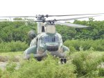 frankさんが、石垣空港で撮影した航空自衛隊 CH-47J/LRの航空フォト(写真)