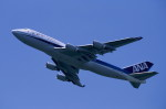 Espace77さんが、成田国際空港で撮影した全日空 747-481の航空フォト(写真)