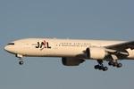 肉食獣さんが、成田国際空港で撮影した日本航空 777-346/ERの航空フォト(写真)