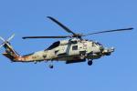 なまくら はげるさんが、厚木飛行場で撮影したアメリカ海軍 MH-60R Seahawk (S-70B)の航空フォト(写真)