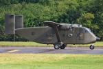 Tomo-Papaさんが、フェアフォード空軍基地で撮影したInvicta Aviation SC-7 Skyvan 3-100の航空フォト(写真)