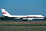 トロピカルさんが、成田国際空港で撮影した日本航空 747-346の航空フォト(写真)