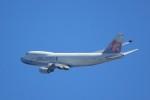 tupolevさんが、オヘア国際空港で撮影したチャイナエアライン 747-409F/SCDの航空フォト(写真)
