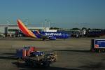 tupolevさんが、シカゴ・ミッドウェー国際空港で撮影したサウスウェスト航空 737-71Bの航空フォト(写真)