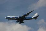 tupolevさんが、オヘア国際空港で撮影したエアブリッジ・カーゴ・エアラインズ 747-83QFの航空フォト(写真)