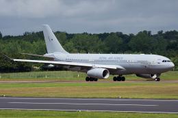 Tomo-Papaさんが、フェアフォード空軍基地で撮影したイギリス空軍 A330-243/MRTTの航空フォト(写真)