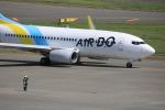 msrwさんが、新千歳空港で撮影したAIR DO 737-781の航空フォト(写真)