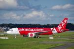xiel0525さんが、ハンブルク・フィンケンヴェルダー空港 で撮影したエアアジア A320-251Nの航空フォト(写真)