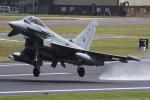 Tomo-Papaさんが、フェアフォード空軍基地で撮影したスペイン空軍 EF-2000 Typhoon Tの航空フォト(写真)