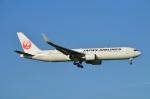 空が大好き!さんが、成田国際空港で撮影した日本航空 767-346/ERの航空フォト(写真)