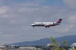 mild lifeさんが、伊丹空港で撮影したアイベックスエアラインズ CL-600-2B19 Regional Jet CRJ-200ERの航空フォト(写真)