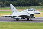 Tomo-Papaさんが、フェアフォード空軍基地で撮影したイタリア空軍 EF-2000 Typhoon Tの航空フォト(写真)