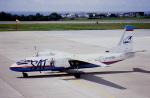 シロクマパパさんが、函館空港で撮影したサハリン航空 An-24の航空フォト(写真)