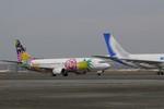 strikeさんが、羽田空港で撮影したスカイネットアジア航空 737-4H6の航空フォト(写真)