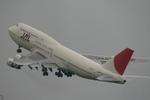 strikeさんが、羽田空港で撮影した日本航空 747-146B/SR/SUDの航空フォト(写真)