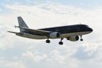 TSJやまねこさんが、福岡空港で撮影したスターフライヤー A320-214の航空フォト(写真)