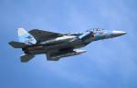 なごやんさんが、小松空港で撮影した航空自衛隊 F-15DJ Eagleの航空フォト(写真)